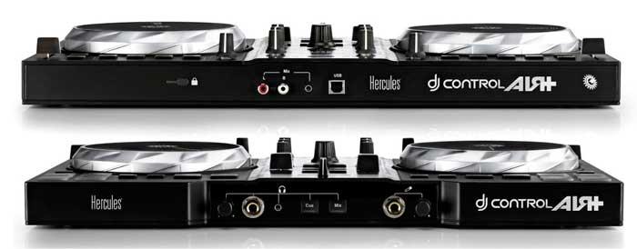 puertos controlador dj hercules control air+ barata