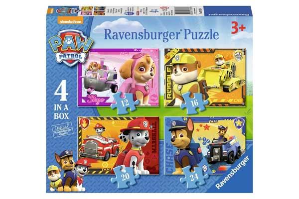 puzzle progresivo patrulla canina barato des