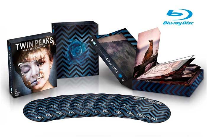 serie completa twin peaks barata 10 bluray descuento rebajas blog de ofertas chollos
