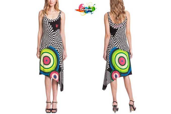 vestido desigual yamas barato rebajas blog de ofertas chollos prerebajas