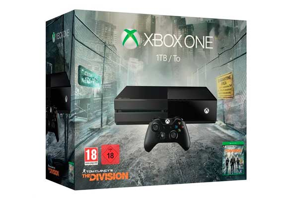 consola xbox one 1tb the divison barata descuento blog de ofertas