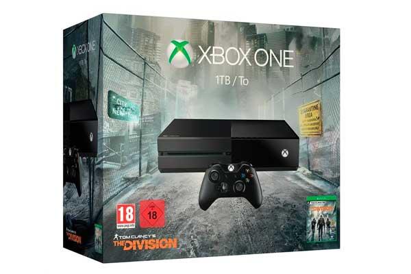 consola xbox one 1tb the divison barata descuento blog de ofertas