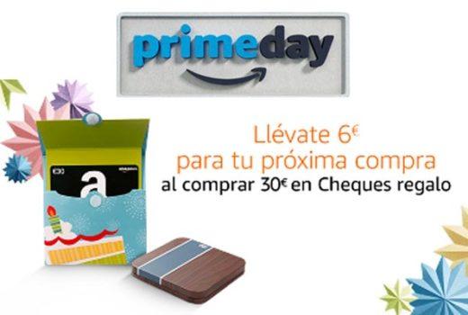 6€ de regalo en amazon compra tarjeta regalo 30 euros blog de ofertas