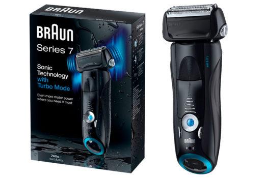 chollo afeitadora braun 740s-7 barata descuento blog de Ofertas