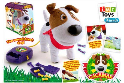 cacamax el perrito interactivo barato blog de ofertas chollos rebajas