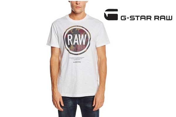 camiseta g star raw gepston barata oferta descuento chollo bdo .