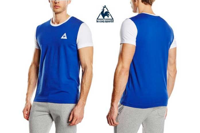 camiseta le coq sportif palavi barata rebajas blog de ofertas descuentos