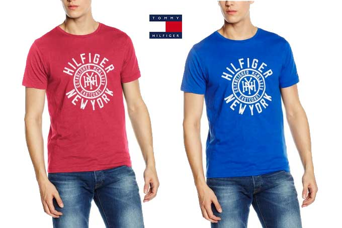 camiseta tommy hilfiger varick barata descuento rebajas blog de ofertas chollos moda