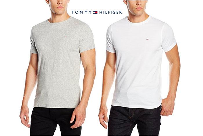 camisetas basicas tommy hilfiger baratas chollos amazon blog de ofertas bdo