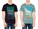¡Chollo! Camiseta JACK & JONES Jcofly barata 7,45€ ► -50% Descuento