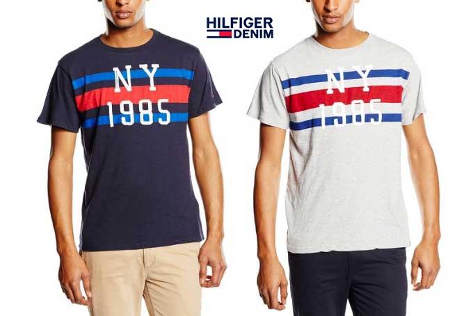 camiseta tommy hilfiger denim ny baratas blog de ofertas chollos