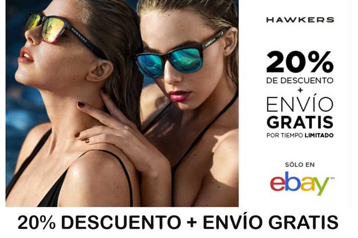descuento gafas hawkers ebay envio gratis rebajas blog de ofertas chollos ganga