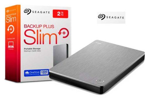 disco duro seagate backup plus slim 2tb barato blog de ofertas rebajas
