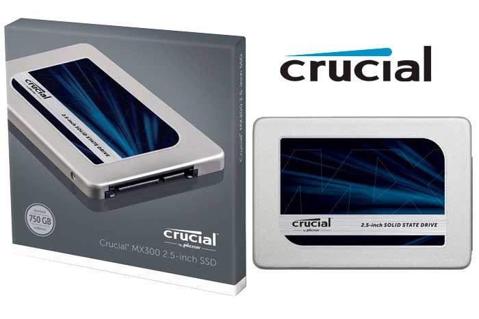 disco duro ssd crucial mx300 750gb barato chollo flash blog de ofertas rebajas