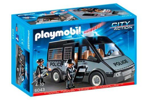 furgon polocia playmobil 6043 barato blog de ofertas chollos rebajas