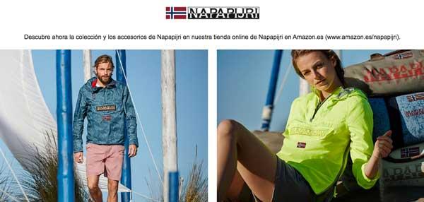 napapijri imagen de marca