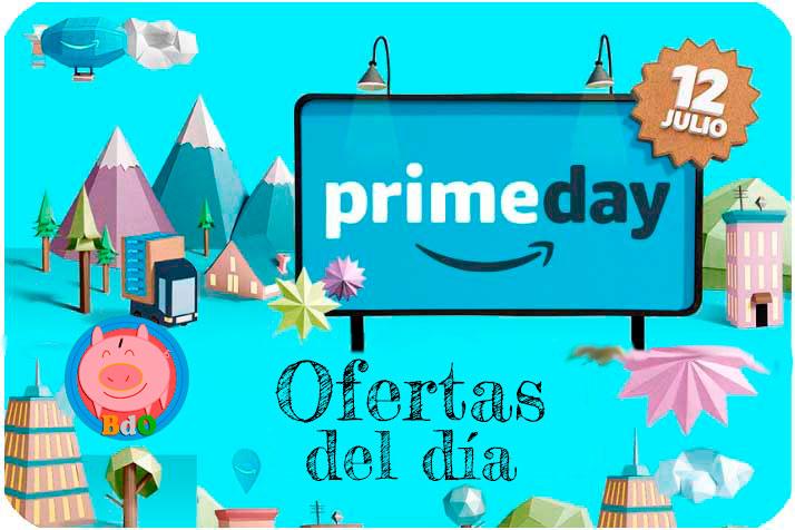 ofertas del día cuenta atras prime day blog de ofertas chollos rebajas