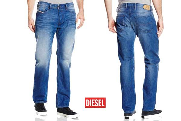 pantalon vaquero diesel Waykee barato oferta descuento chollo bdo