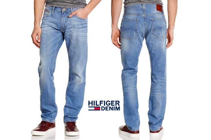 pantalon vaquero jeans hilfiger denim ryam flou barato blog de ofertas rebajas