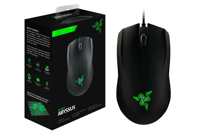raton gaming razer abyssus barato rebajas blog de ofertas lol wow gaming gamer