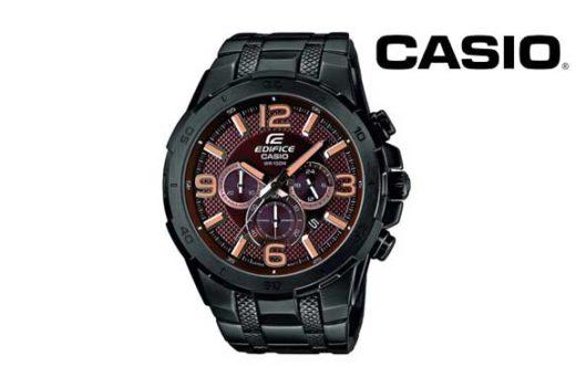 reloj casio edifice 538bk-5avuef barato oferta descuento chollo bdo