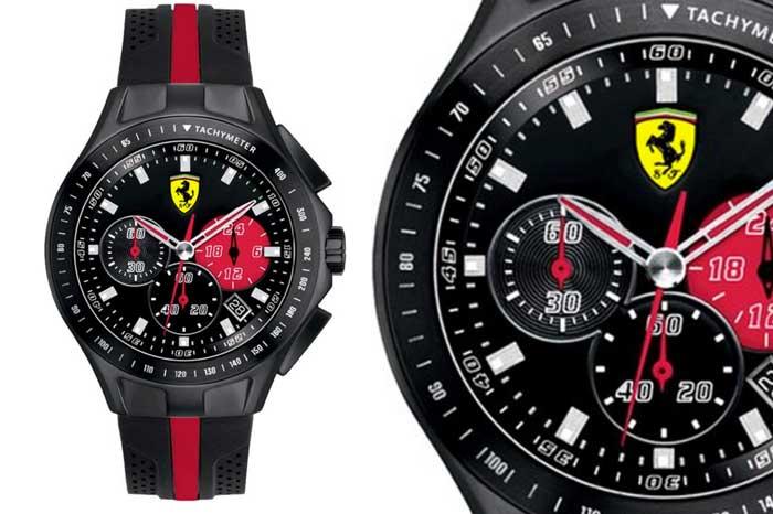 Reloj Ferrari Scuderia barato descuento blog de ofertas