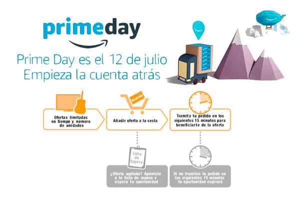 tutorial prime day comprar rápido blog de ofertas