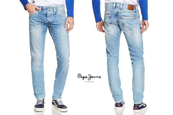 vaqueros pepe jeans lyle baratos ofertas descuentos chollos bdo