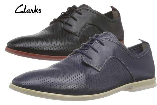zapatos clarks Frewick Walk  baratos ofertas descuentos chollos bdo