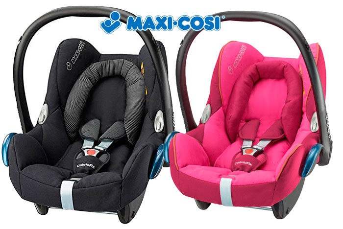 Silla de coche Maxi cosi cabriofix barata oferta descuento chollo blog de ofertas