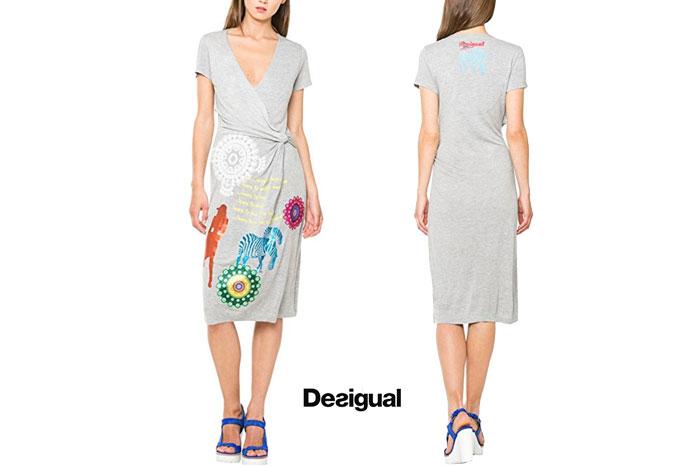 Vestido Desigual Iris barato oferta descuento chollo blog de ofertas bdo