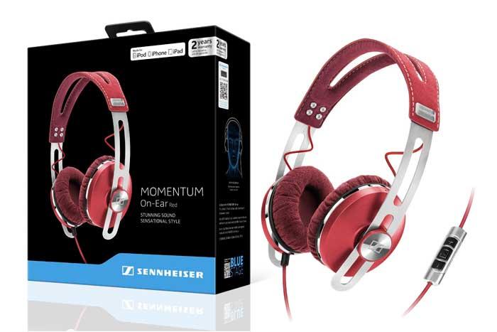 auriculares sennheiser momentum on-ear baratos blog de ofertas rebajas descuentos chollos amazon