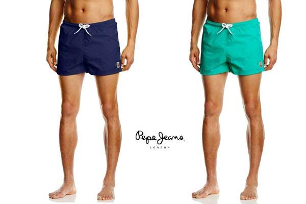 bañador pepe jeans roger barato oferta descuento chollo blog de ofertas