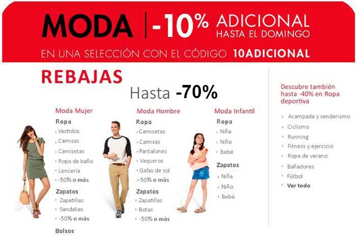 blog de oferas 10adicional rebajas amazon moda chollos descuentos