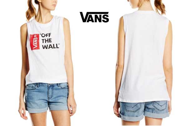 camiseta Vans Authentic Anthem barata oferta descuento chollo bdo