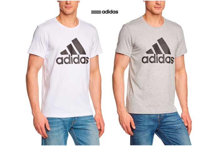 camiseta adidas basica barata chollos amazon rebajas descuento blog de ofertas bdo