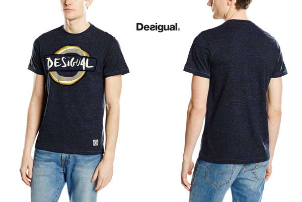 camiseta desigual suburbano barata oferta descuento chollo blog de ofertas