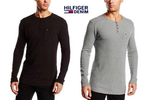 camiseta hilfiger denim andrew barata oferta chollo descuento blog de ofertas
