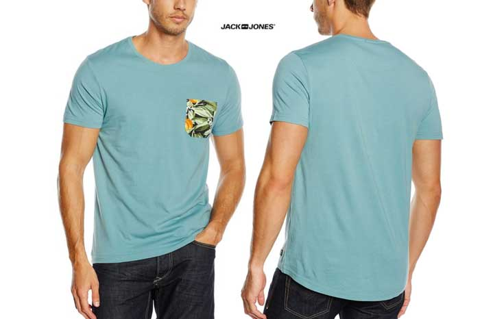 camiseta jack jones jjorARMY barata descuento amazon blog de ofertas