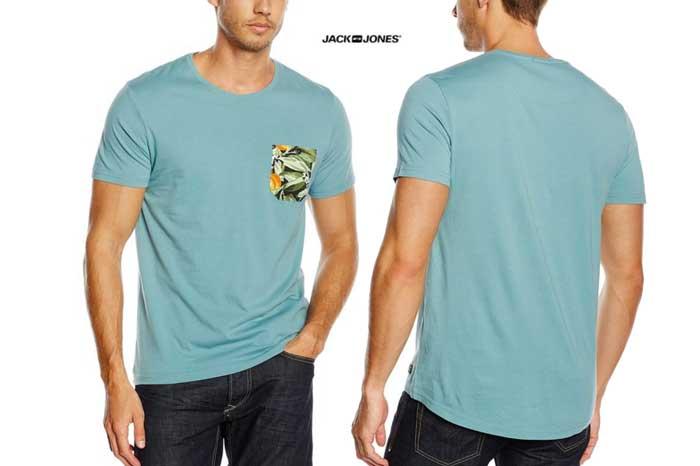 camiseta jack jones jjorARMY barata descuento amazon blog de ofertas