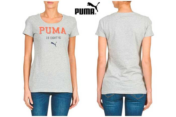 camiseta puma style barata chollos amazon rebajas descuentos blog de ofertas BDO