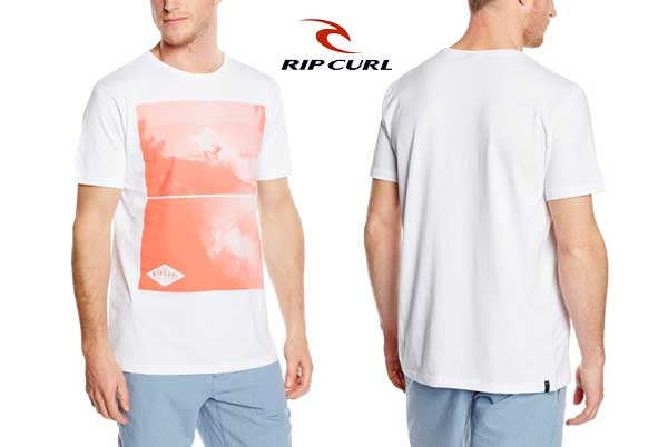camiseta rip curl shred barata oferta descuento chollo blog de ofertas