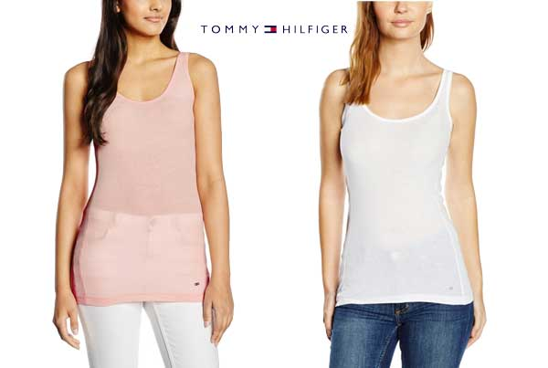 camiseta tommy hilfiger New Lucie  barata oferta descuento chollos blog de ofertas