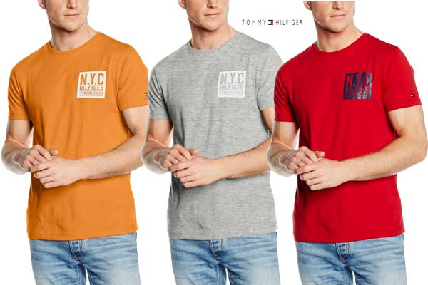 camiseta tommy hilfiger amos barata oferta descuento chollo blog de oferta
