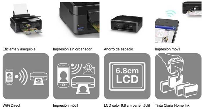 caracteristicas impresona epson xp-432 barata chollo rebajas blog de ofertas