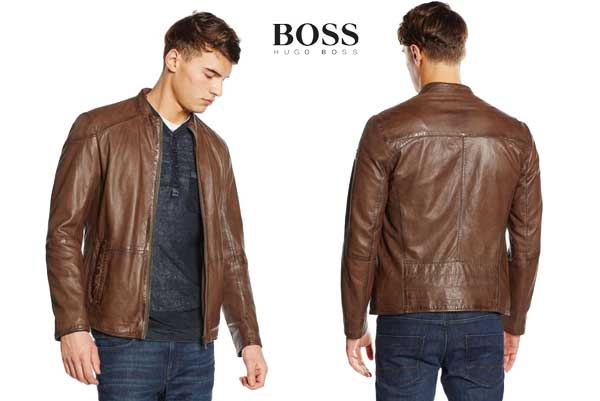 chaqueta hugo boss Orange Jermon barata oferta descuento chollo blog de oferta