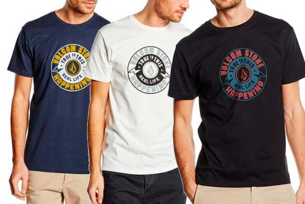 chollo camiseta volcom thunderbolt barata chollo rebajas blog de ofertas