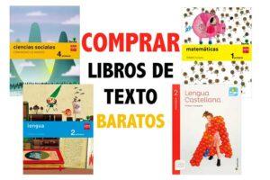 donde comprar libros de texto baratos 2016 rebajas descuento blog de ofertas