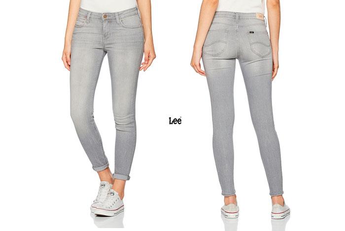 pantalon lee scarlett gris barato chollo blog de ofertas