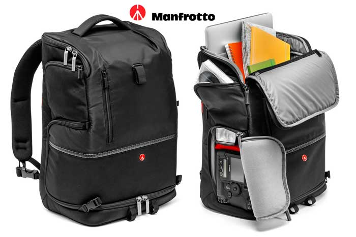 mochilla manfrotto advance tri barata chollos rebajas blog de ofertas descuentos